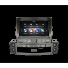 Магнитола для Lexus LX570 (07-15) — ZhiFang ZF-8001-DSP