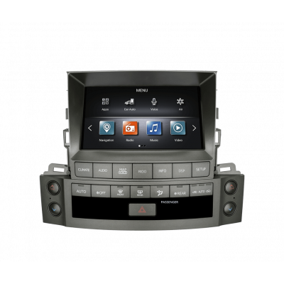 Магнитола ZhiFang ZF-8001-DSP