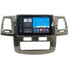 Магнитола для Toyota Hilux/Fortuner (11-15) — Vomi FX357R9-MTK-LTE (кондиц/климат)
